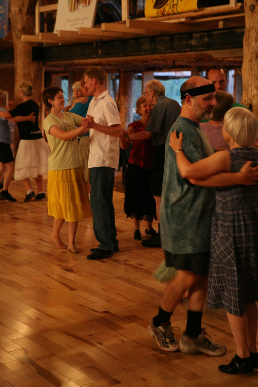 2012 - Dancing in the new hall
