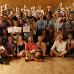 2014 - Our camp group photo.   Clicking on this will give you a larger file that you can download