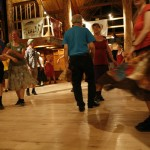 2014 - Evening dance party fun
