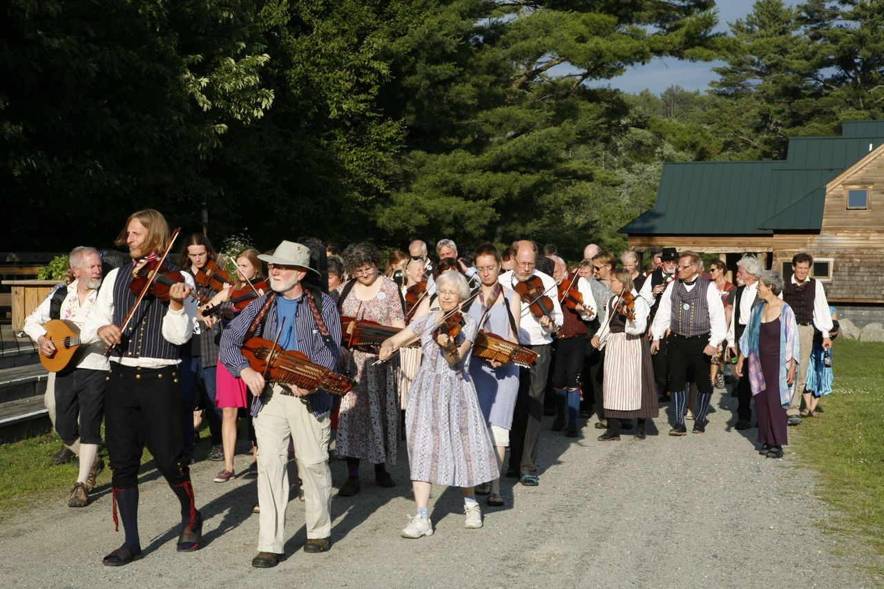 2014 - Marching up to the Smorgasbord