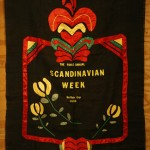 Scandinavian Week 1986 - first banner